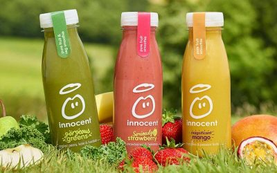 Companies that give more and take less- Innocent Drinks
