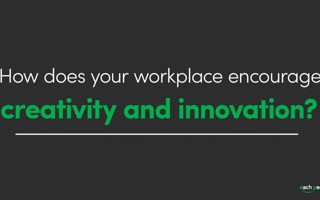 How to inspire a creative and innovative workplace remotely