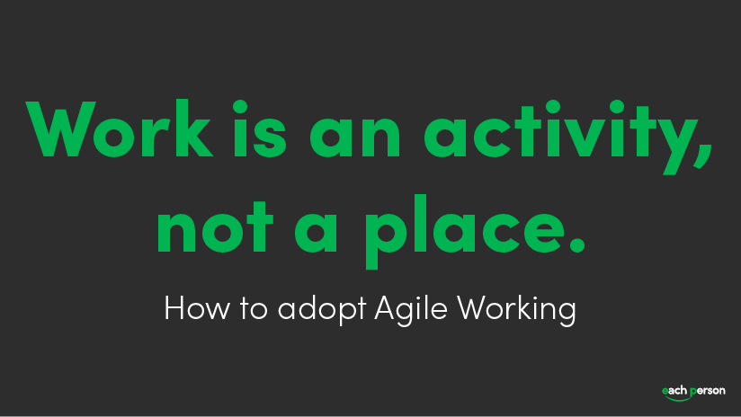 What is Agile Working and How to Adopt it Post-Covid?