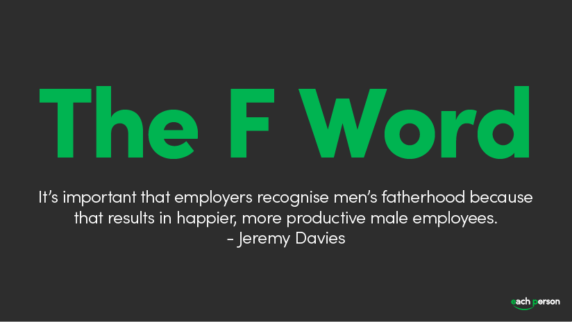 How to Support the Working Dads in Your Company
