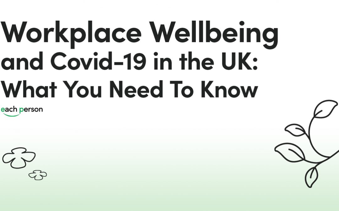 Workplace Wellbeing and Covid-19 in the UK: What You Need To Know