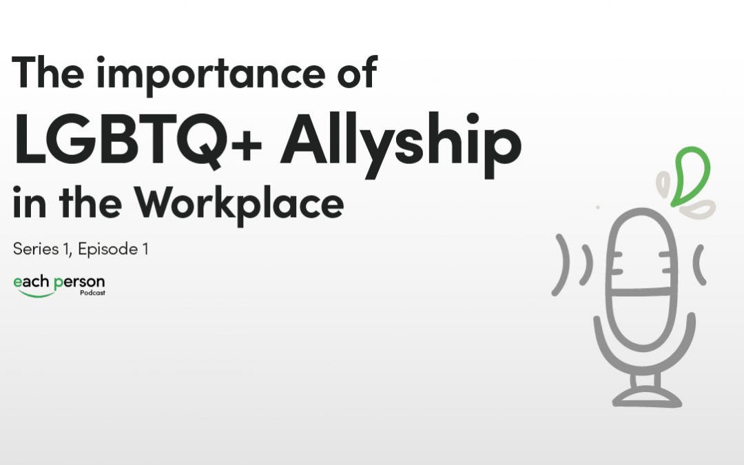 The Importance of LGBTQ+ Allyship in the Workplace
